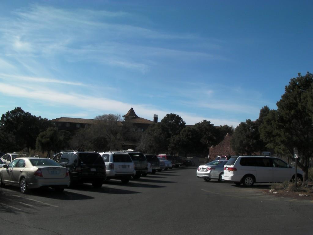 el tovar restaurant and hotel grand canyon